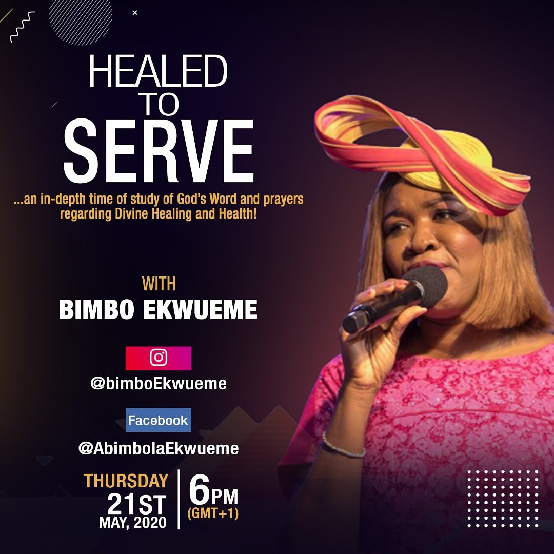 healed to serve