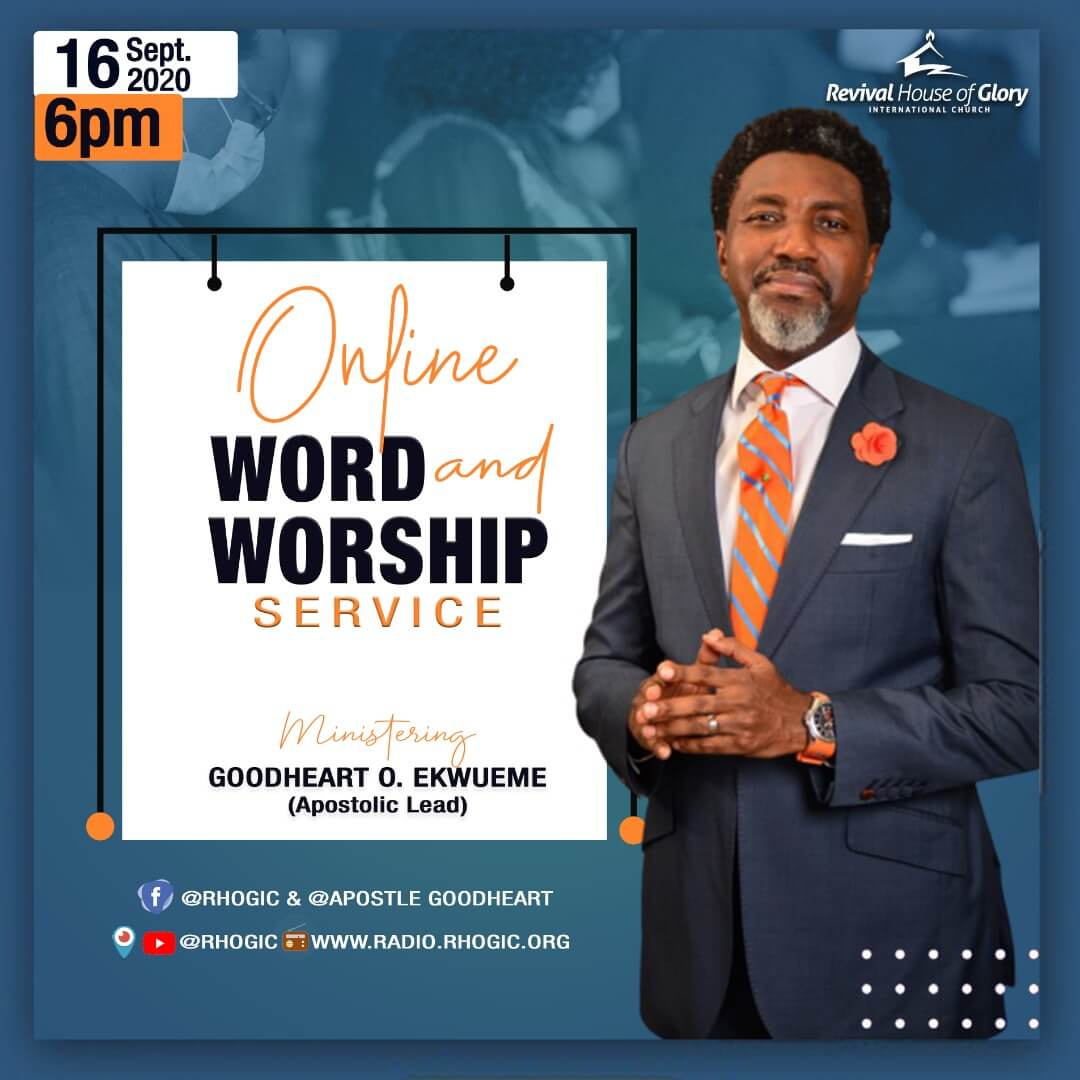 Word and Worship Service