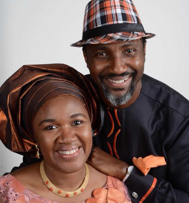 Pastors Goodheart and Abimbola Ekwueme